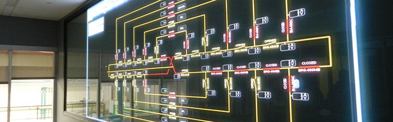 система управления на сетевой основе стардом